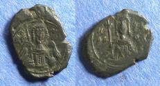 Ancient Coins - Byzantine Empire, Isaac II Angelus 1185-95, Tetarteron