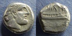 Ancient Coins - Phoenicia, Arados 348-339 BC, Stater