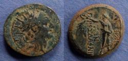 Ancient Coins - Seleucid Kingdom, Antiochos IV 175-164 BC, AE22