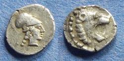 Ancient Coins - Pamphylia, Side 400-380 BC, Obol