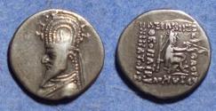Ancient Coins - Parthian Kingdom, Gotarzes I 91-87 BC, Silver Drachm