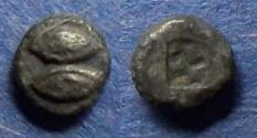 Ancient Coins - Lesbos, Uncertain mint 500-450 BC, 1/36 stater