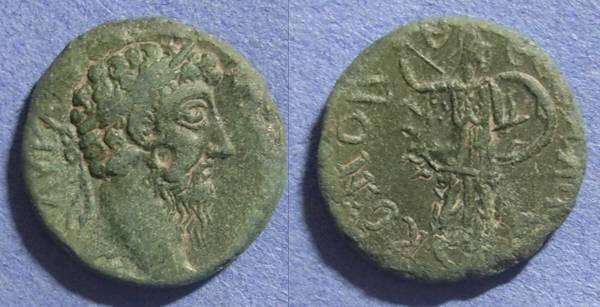 Ancient Coins - Thessalian League, Marcus Aurelius 161-180, Diassarion