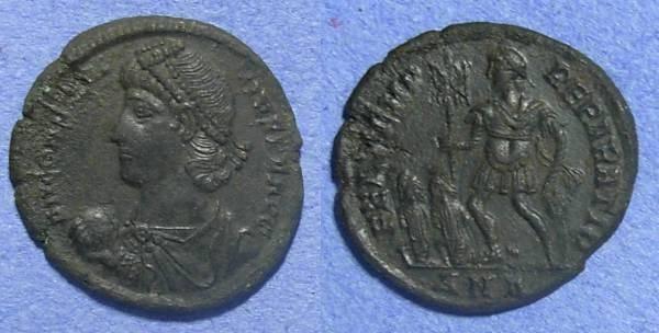 Ancient Coins - Roman Empire, Constantius II 337-361 AD, Centenionalis