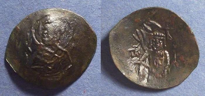 World Coins - Bulgar - Second Empire, Mico Asen 1256-7, Trachy