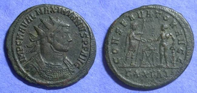 Ancient Coins - Maximianus 286-305AD Antoninianus