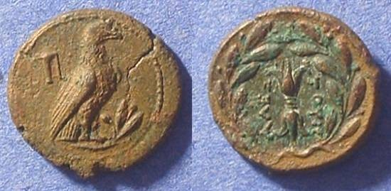 Ancient Coins - Epeirote Kings - Alexander 342-220 BC AE17 - Ex CNG & Lindgren plate coin