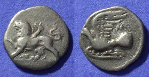 Ancient Coins - Sikyon - Hemidrachm Circa 300 BC