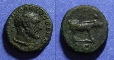 Ancient Coins - Roman Empire, Trajan 98-117 AD, Quadrans