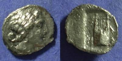 Ancient Coins - Lycian League - Masikytes - Hemidrachm  Circa 45BC