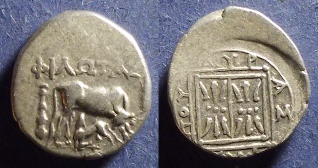 Ancient Coins - Dyrrachium, Illyria 229-100 BC, Drachm
