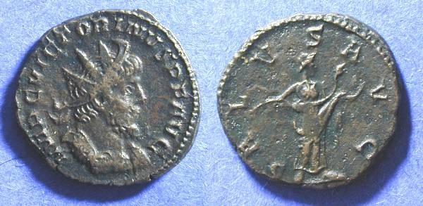 Ancient Coins - Victorinus 269-271AD Antoninianus