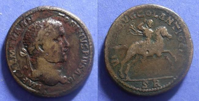 Ancient Coins - Antioch Pisidia, Caracalla 198-217, AE32