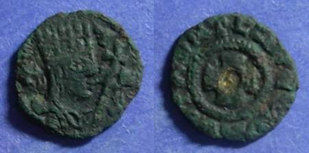 Ancient Coins - Axum, Anonymous 400-500 AD, AE13