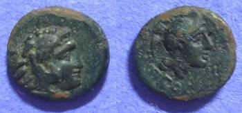 Ancient Coins - Pergamon Mysia: AE10 310-283 BC
