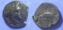 Ancient Coins - Histiaea, Euboea 369-338 BC, AE14