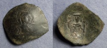 Ancient Coins - Latin Empire at Constantinople,  1204-61, Trachy