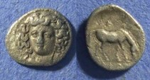 Ancient Coins - Thessaly, Larissa 350-325 BC, Obol