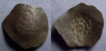Ancient Coins - Byzantine Empire at Nicaea, Theodore I Comnenus-Lascaris 1208-22, Trachy