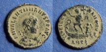 Ancient Coins - Roman Empire, Valentinian II 375-392, AE2