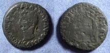 Ancient Coins - Augusta Emerita Spain, Tiberius 14-37, AE26