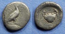 Ancient Coins - Sicily, Akragas 482-270 BC, Didrachm