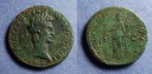 Ancient Coins - Roman Empire, Nerva 96-98, As