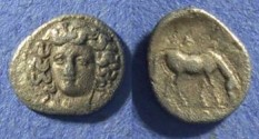 Ancient Coins - Thessaly, Larissa 350-325 BC, Obol
