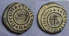 Ancient Coins - Cilician Armenia, Levon I 1198-1219, Tank