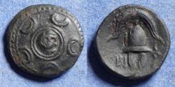 Ancient Coins - Kings of Macedonia, Philip III 323-317 BC, Bronze AE16