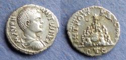 Ancient Coins - Caesarea Cappodocia, Caracalla 198-217, Drachm