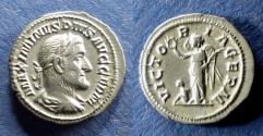Ancient Coins - Roman Empire, Maximinus 235-8, Denarius