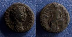 Ancient Coins - Phrygia, Eumenea, Agrippina Jr 50-59, AE15