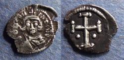 Ancient Coins - Byzantine Empire, Constans II 641-668, Half Siliqua