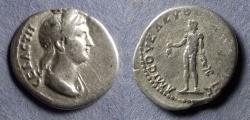 Ancient Coins - Amisos Pontos, Sabina 117-137, Drachm