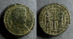 Ancient Coins - Roman Empire, Magnentius 350-353, Centenionalis