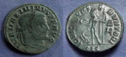 Ancient Coins - Roman Empire, Maximinus II Daia (as Augustus) 310-313, Follis