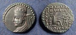 Ancient Coins - Parthian Kingdom, Parthamaspates (Sanatrukes?) 116 AD, Drachm