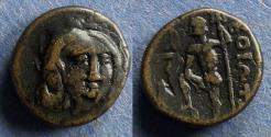 Ancient Coins - Boeotia, Federal Coinage Circa 225 BC, AE16