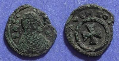 Ancient Coins - Axum, Anonymous Circa 400 AD, AE