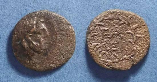 Ancient Coins - Elis, Olympia Circa 150 BC, Tetrachalkon