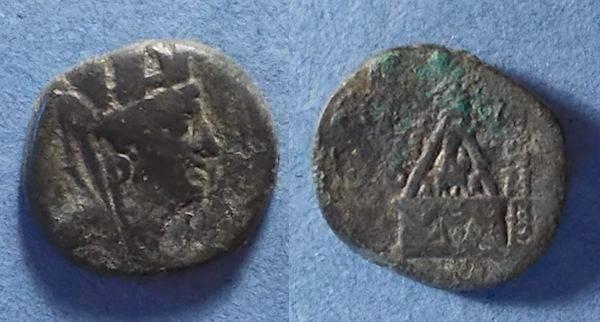 Ancient Coins - Cilicia, Tarsos Circa 150 BC, AE