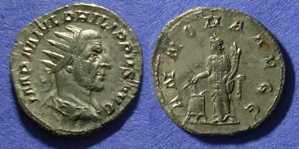 Ancient Coins - Philip 244-249 – Antoninianus