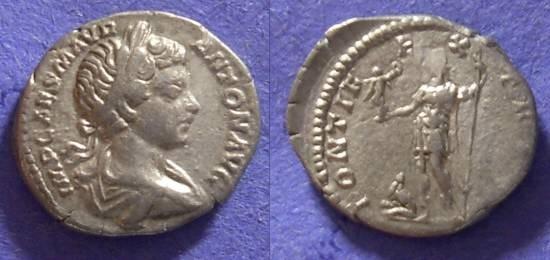 Ancient Coins - Caracalla 198-217AD – Denarius