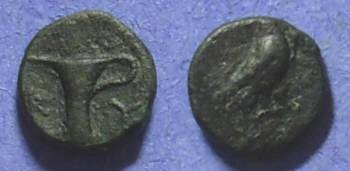 Ancient Coins - Kyme Aeolis AE10 Circa 350BC