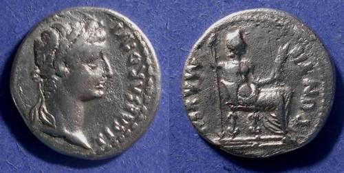Ancient Coins - Roman Empire, Tiberius 14-37 AD, Denarius