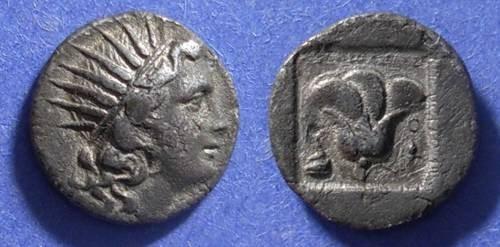 Ancient Coins - Rhodes,  125-88 BC, Drachm