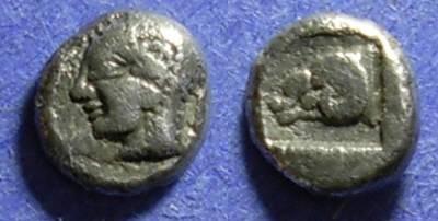 Ancient Coins - Kebren, Troas Circa 420 BC, Obol