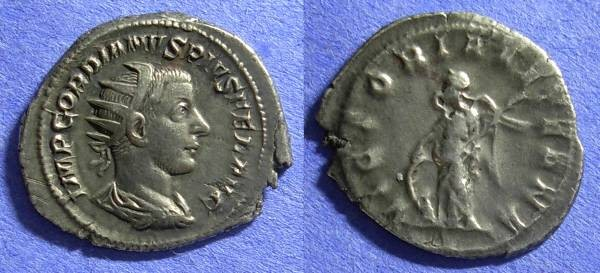 Ancient Coins - Roman Empire - Gordian III 238-244, Antoninianus