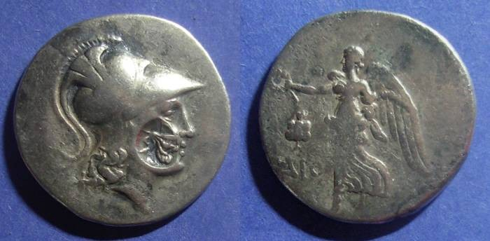 Ancient Coins - Pamphylia, Side 200-190 BC, Tetradrachm